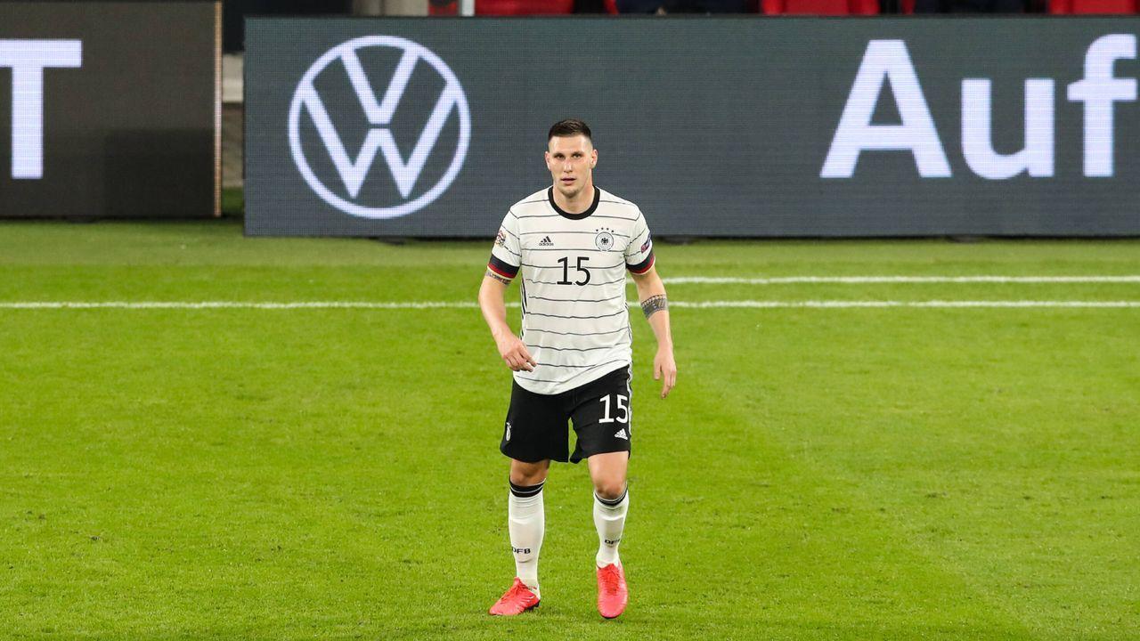 Abwehr: Niklas Süle (FC Bayern München) - Bildquelle: Imago