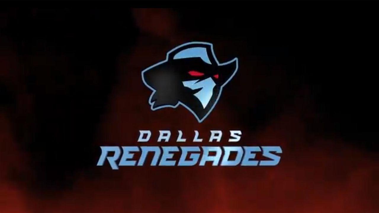 Dallas Renegades - Bildquelle: Twitter/@xfl2020