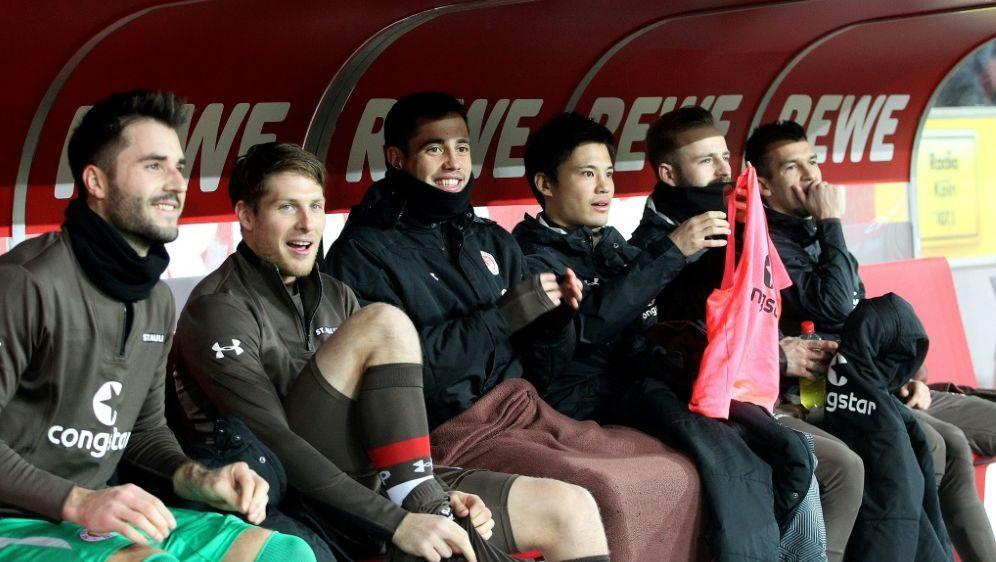 Korbinian Müller (l.) kehrt zum FC St. Pauli zurück - Bildquelle: FIROFIROSID