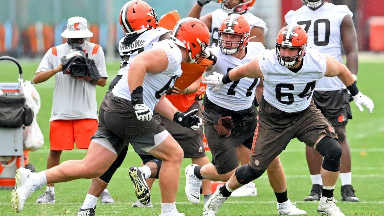 Platz 1: Cleveland Browns - Bildquelle: getty