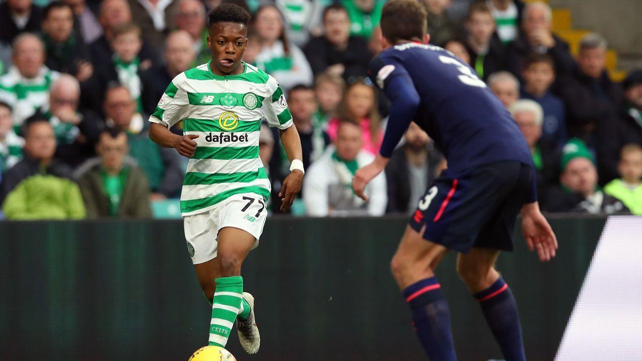 Scottish Premiership: Karamoko Dembele (Celtic Glasgow/Schottland) - Bildquelle: 2019 Getty Images