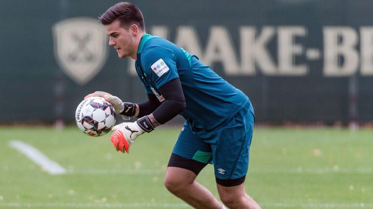 Michael Zetterer (SV Werder Bremen) - Bildquelle: imago/Nordphoto