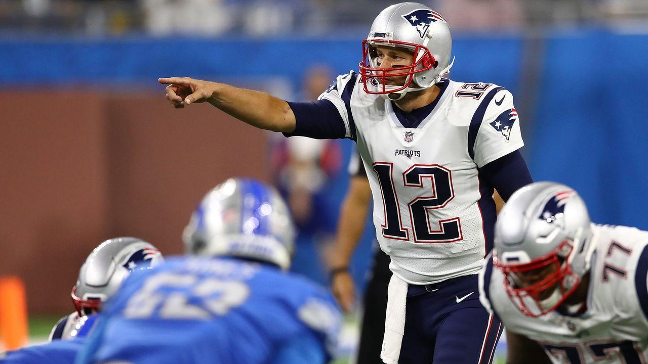 Patriots at Lions - Bildquelle: 2018 Getty Images