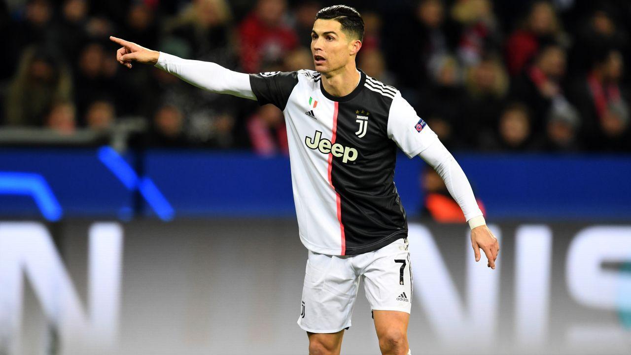 Platz 5: Juventus Turin  - Bildquelle: imago images/Chai v.d. Laage