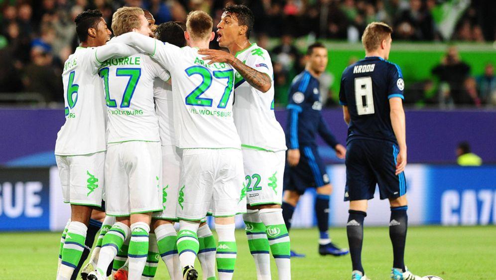 Wolfsburg Gegen Real