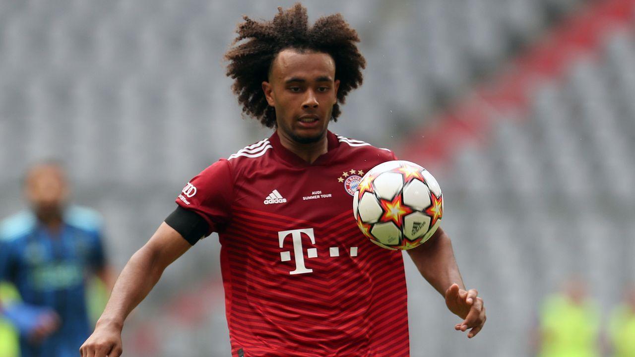 Joshua Zirkzee (FC Bayern München/derzeit an Anderlecht verliehen) - Bildquelle: 2021 Getty Images