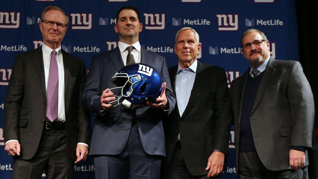 Platz 4: New York Giants (0-3) - Bildquelle: 2020 Getty Images