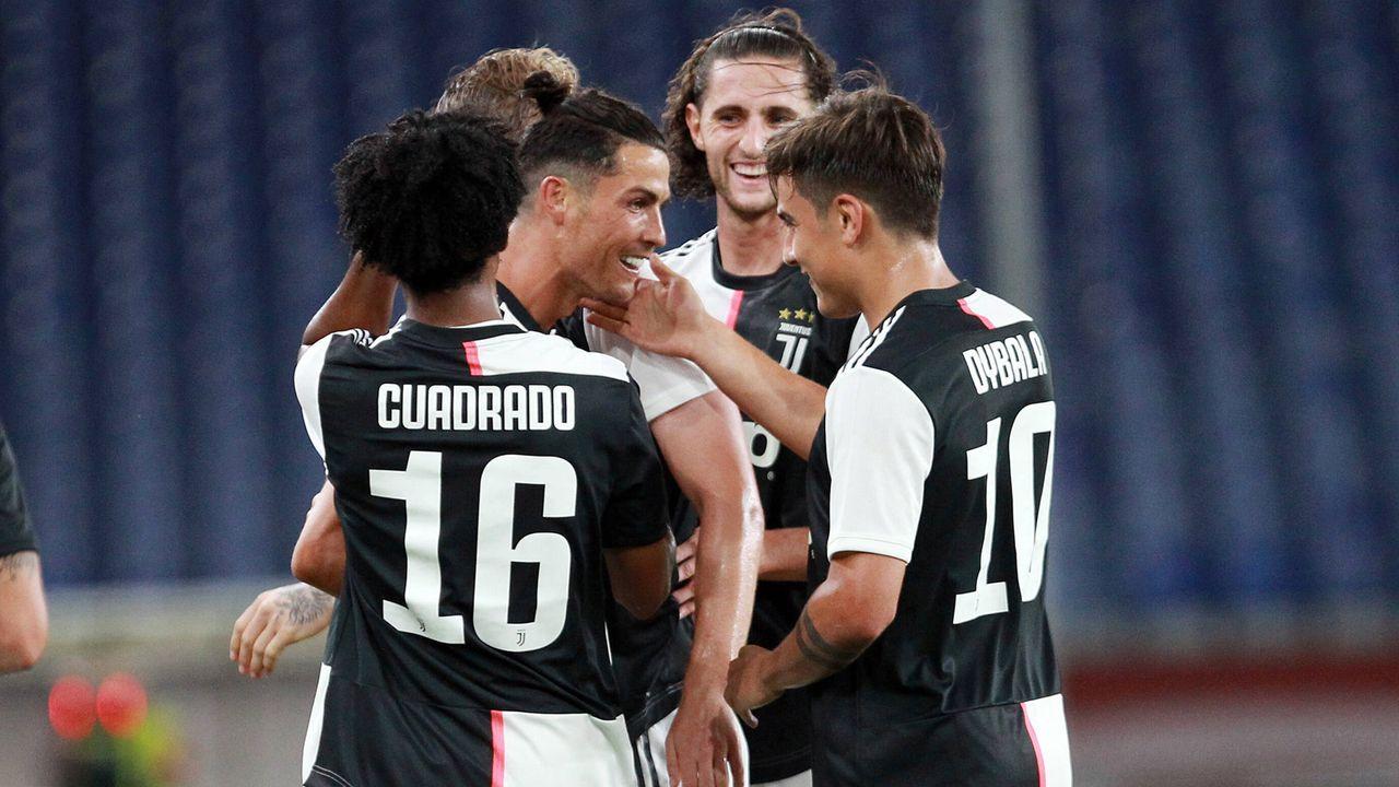 Platz 4: Serie A (Italien) - Bildquelle: imago images/LaPresse