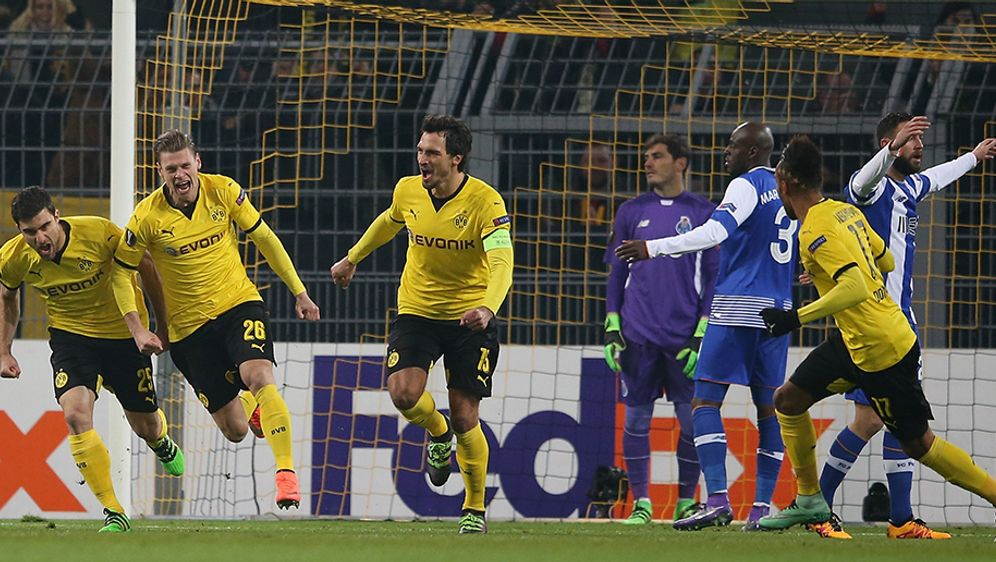 Porto Dortmund Live