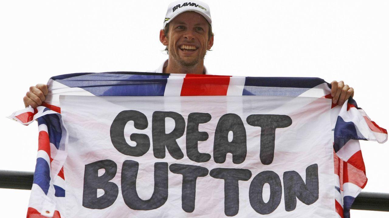 Jenson Button - Bildquelle: imago images/Rene Schulz