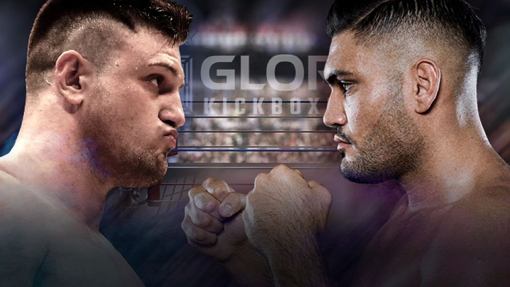 Glory 69 in Düsseldorf: Michael Smolik vs. Mohamed Abdallah - Bildquelle: Glory