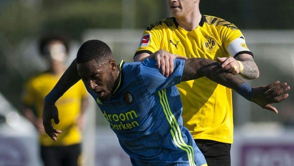 Borussia Dortmund gewinnt Testspiel gegen Rotterdam - Bildquelle: AFPSIDJORGE GUERRERO