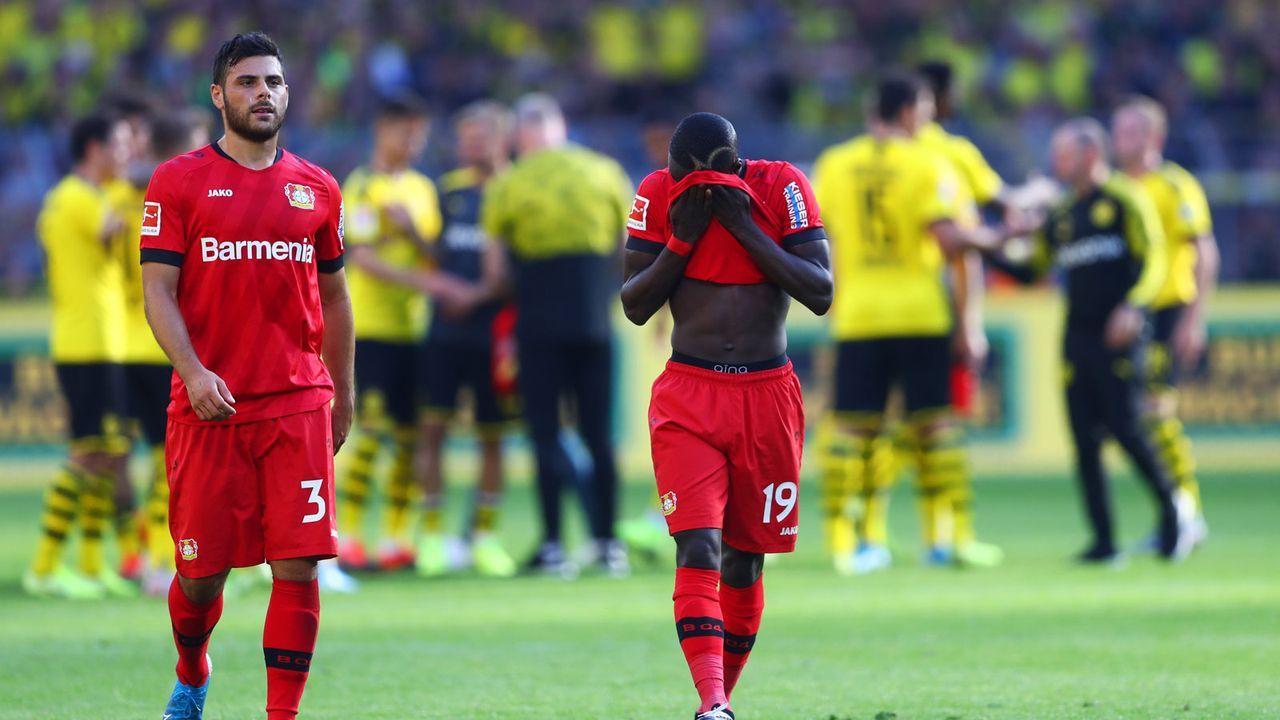 5. These: Leverkusen schafft das Unfassbare - Bildquelle: getty