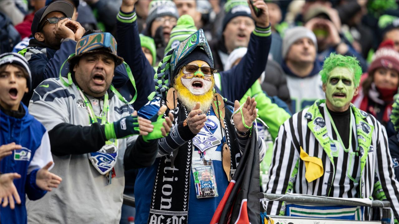 Platz 3: Seattle Seahawks  - Bildquelle: Getty Images