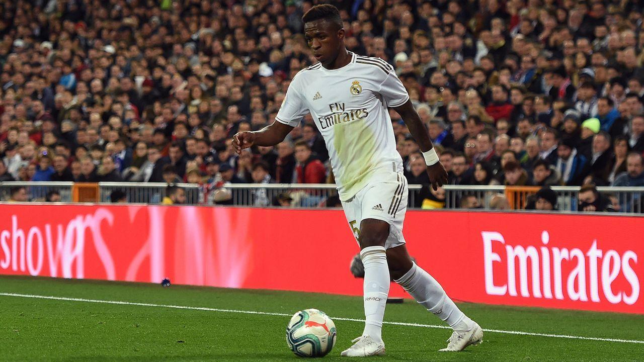Platz 1 - Vinicius Junior (Real Madrid) - Bildquelle: 2019 Getty Images