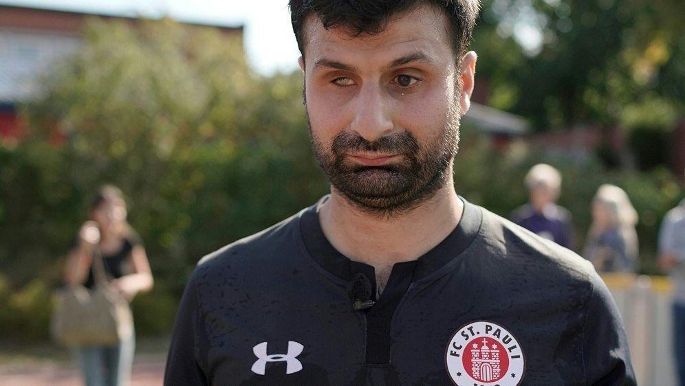 Serdal Celebi spielt mit St. Pauli um die Meisterschaft - Bildquelle: PIXATHLONPIXATHLONSID