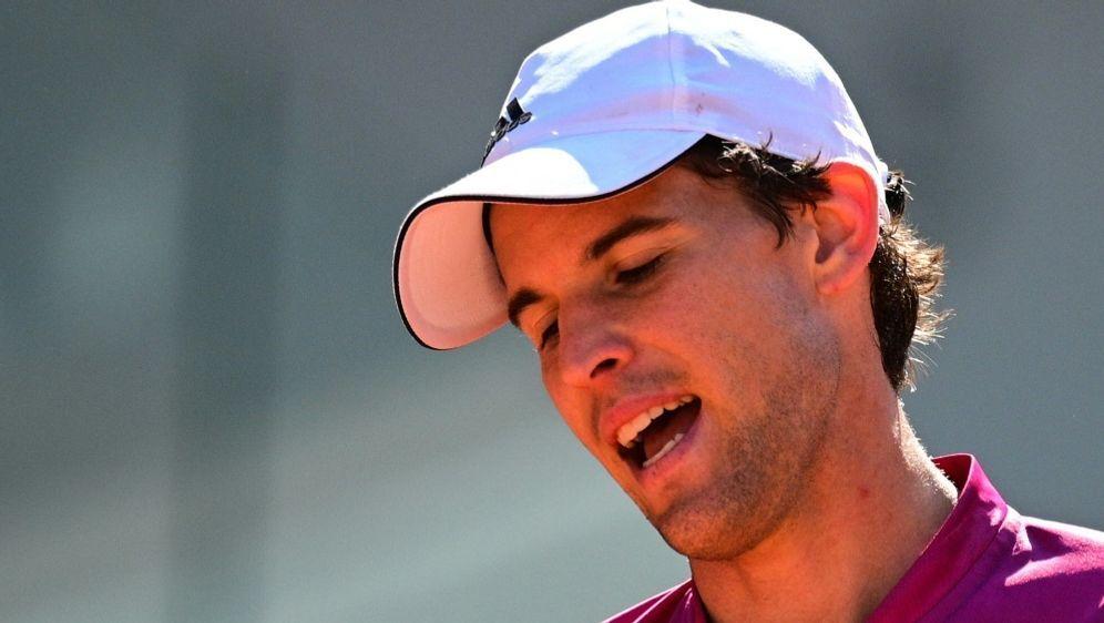 Dominic Thiem muss seine Wimbledon-Teilnahme absagen - Bildquelle: AFPSIDMARTIN BUREAU