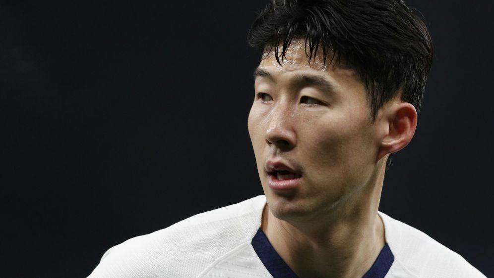 Heung-Min Son von Tottenham Hotspur - Bildquelle: AFPSIDADRIAN DENNIS