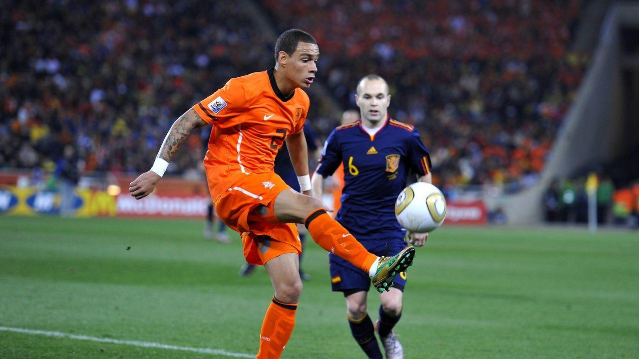 WM Finale 2010 in Südafrika  - Bildquelle: imago/Laci Perenyi