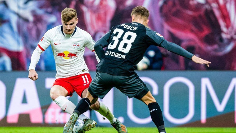 TSG Hoffenheim gegen RB Leipzig live: Alle Infos zur TV- und Internet-Übertr... - Bildquelle: Imago