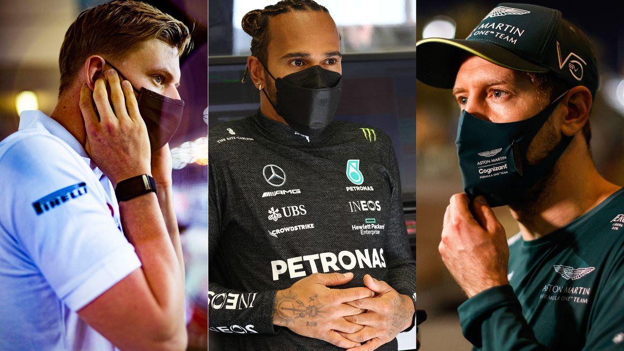 Die Brennpunkte vor dem Saisonstart der Formel 1
