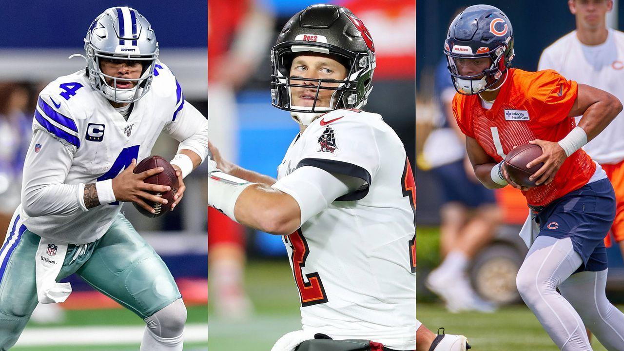 NFL 2021: Diese Superstars sind beim Merch-Verkauf ganz vorne - Bildquelle: Imago