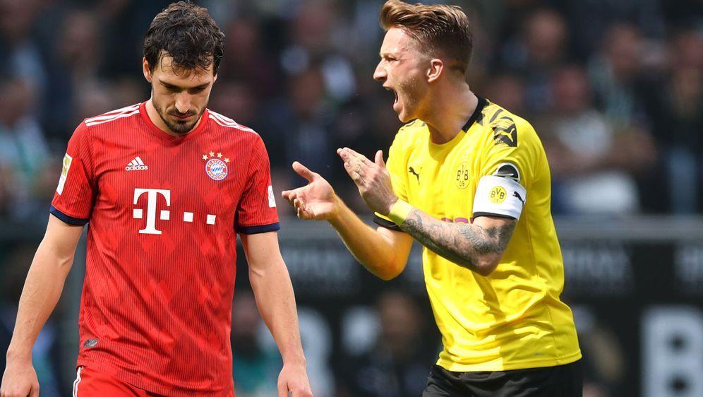 Kapitänsfrage geklärt: Marco Reus (r.) wird Borussia Dortmund auch nach der ... - Bildquelle: Getty Images