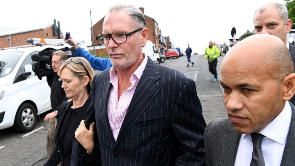 Paul Gascoigne ist vor Gericht freigesprochen worden - Bildquelle: AFPSIDPAUL ELLIS