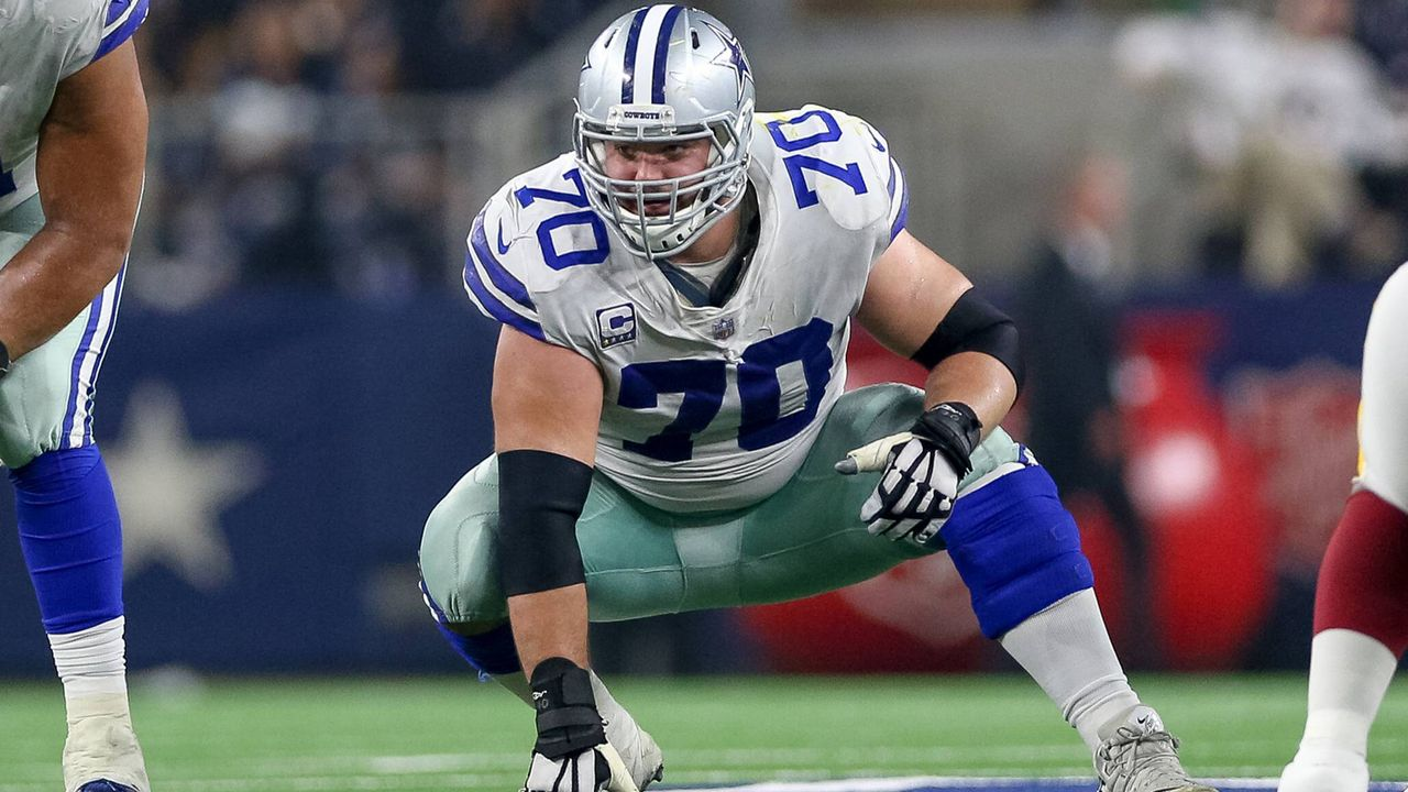 Dallas Cowboys: Zack Martin (Offensive Guard) - Bildquelle: imago/Icon SMI