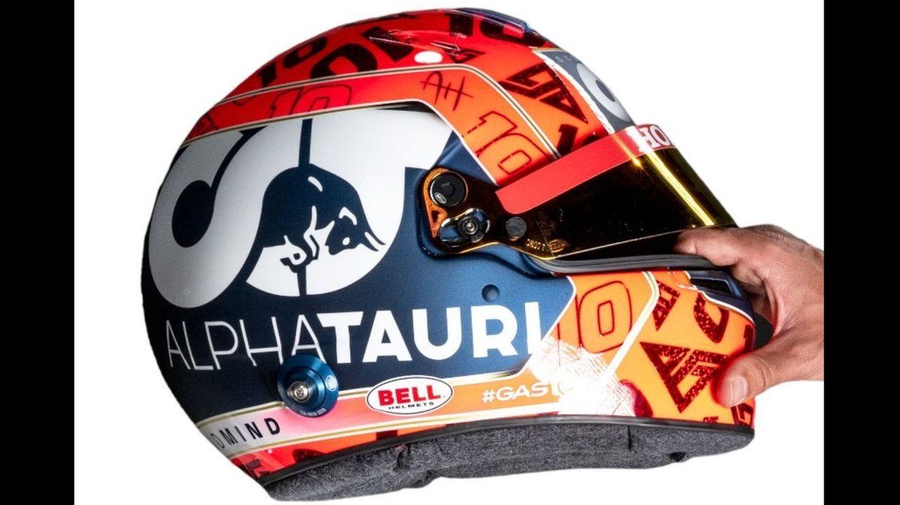 Pierre Gasly (AlphaTauri) - Bildquelle: Alpha Tauri F1