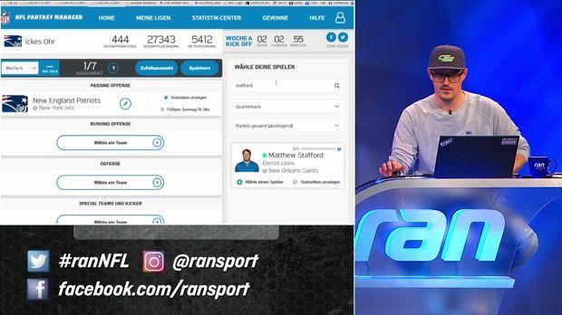 Rannfl Manager