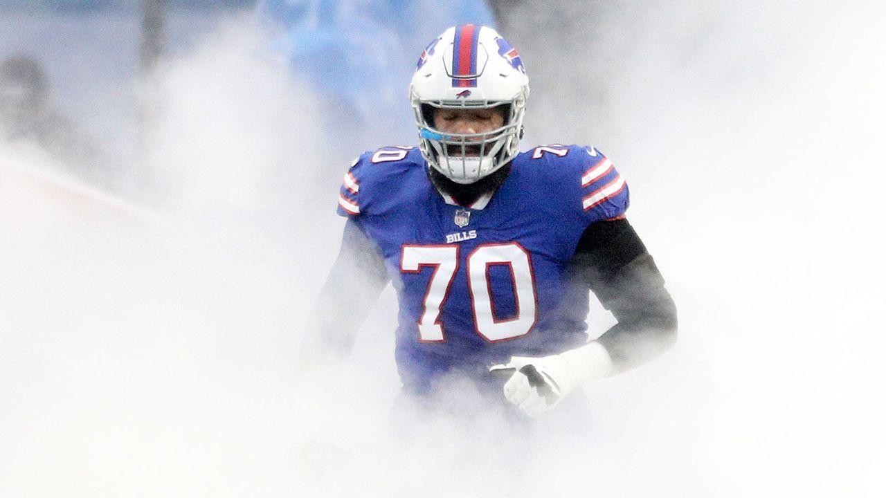 Cody Ford (Buffalo Bills) - Bildquelle: Getty Images