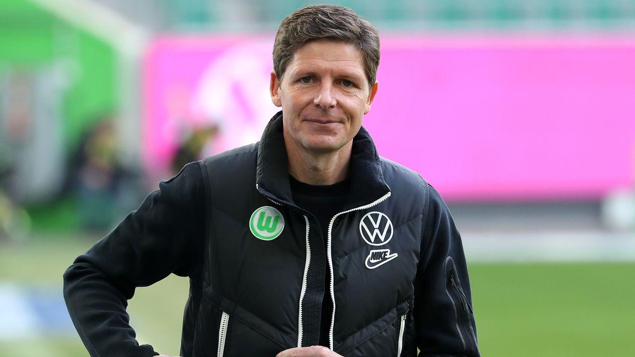 Oliver Glasner (VfL Wolfsburg) - Bildquelle: 2021 Getty Images