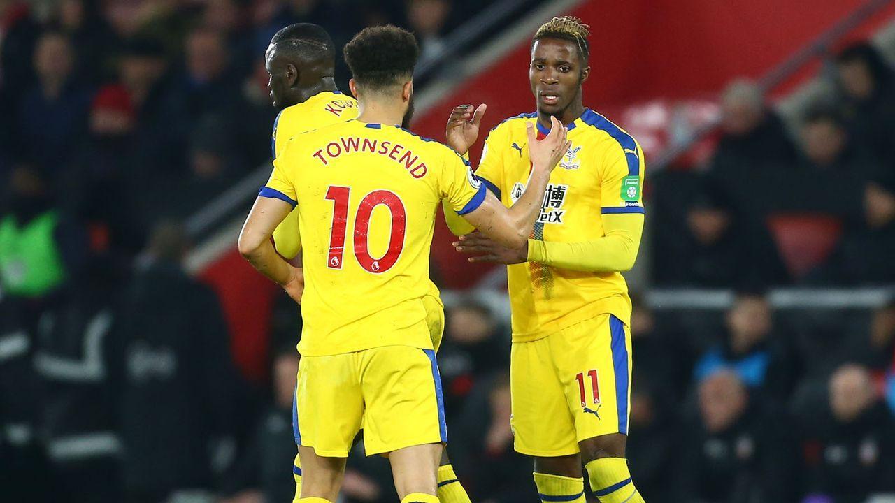 Platz 17: Crystal Palace - Bildquelle: 2019 Getty Images