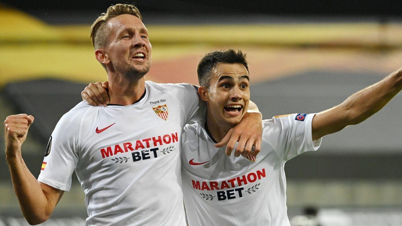 FC Sevilla mit Vereinsrekord