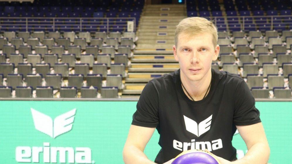 Wechselt aus der Heimat nach Berlin: Sergej Grankin - Bildquelle: BR VolleysBR VolleysSID