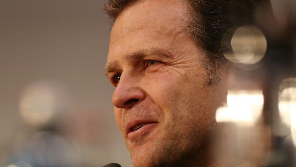 Bierhoff wünscht sich eine erfolgreiche DFB-Elf - Bildquelle: FIROFIROSID