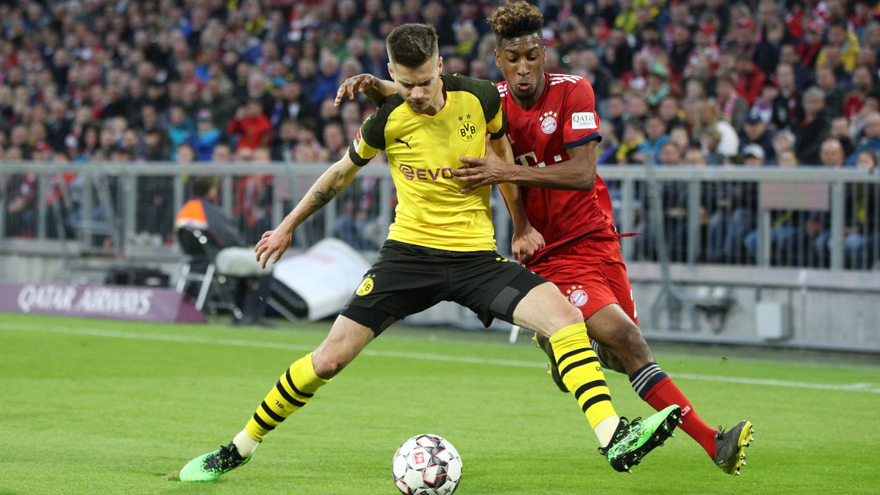 Julian Weigl (BVB) - Bildquelle: Getty