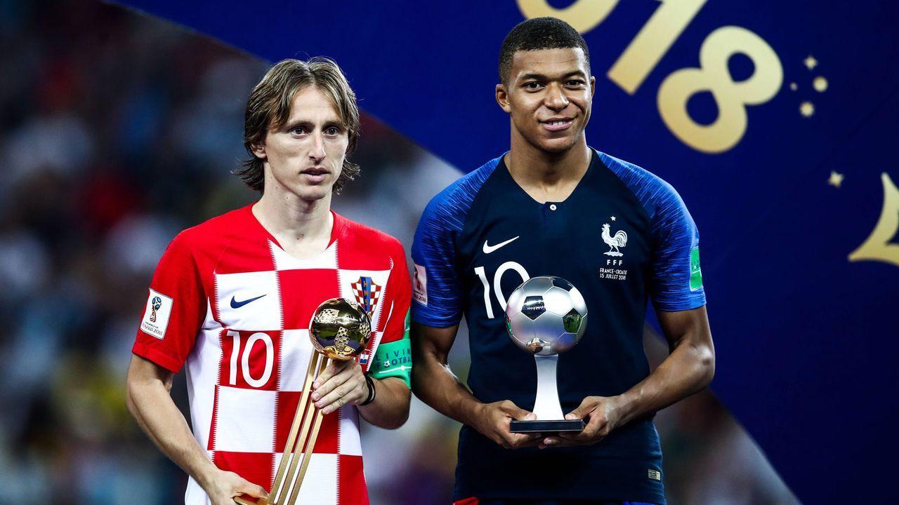 Die Gewinner der Awards bei der WM 2018 - Bildquelle: imago/ITAR-TASS