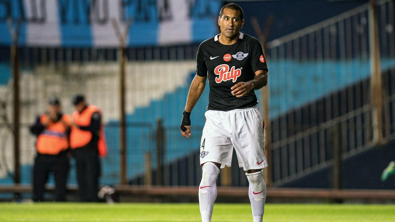 Paulo da Silva (Club Libertad Asuncion) - Bildquelle: imago/MB Media Solutions