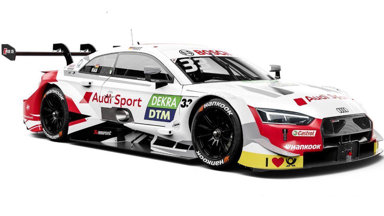 Rene Rast (Audi) - Bildquelle: @DTM