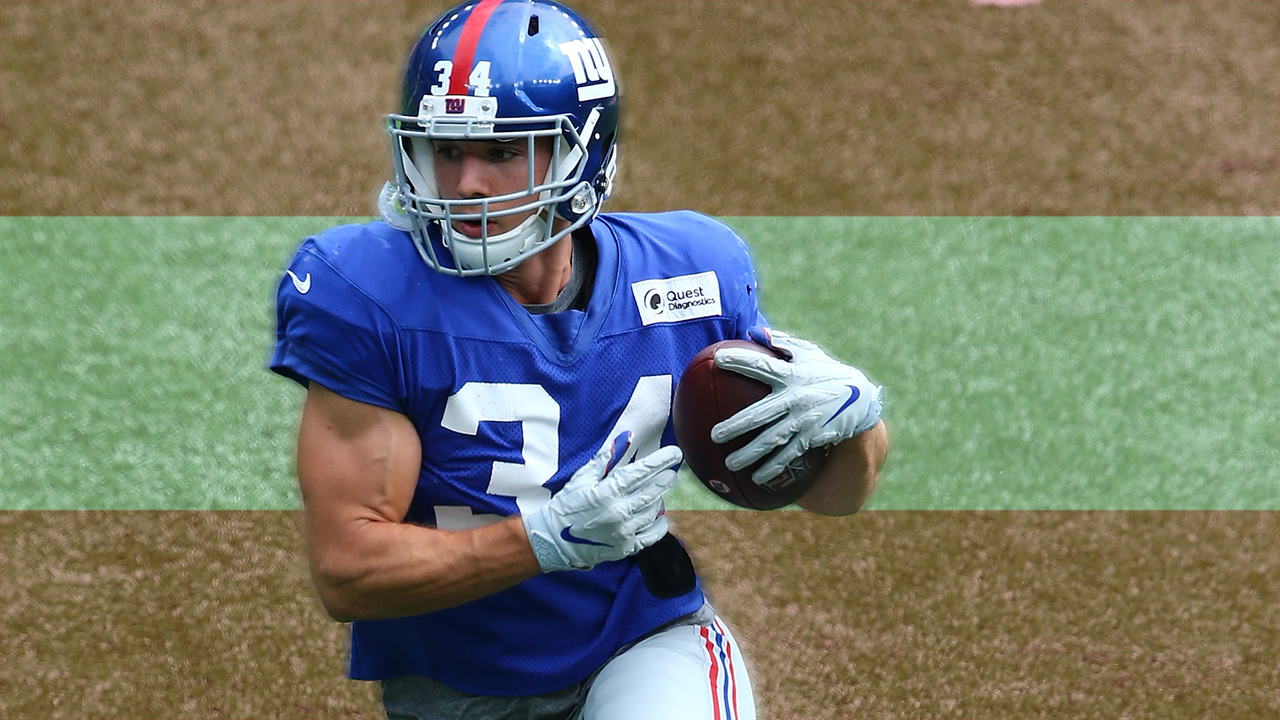 Sandro Platzgummer (New York Giants)