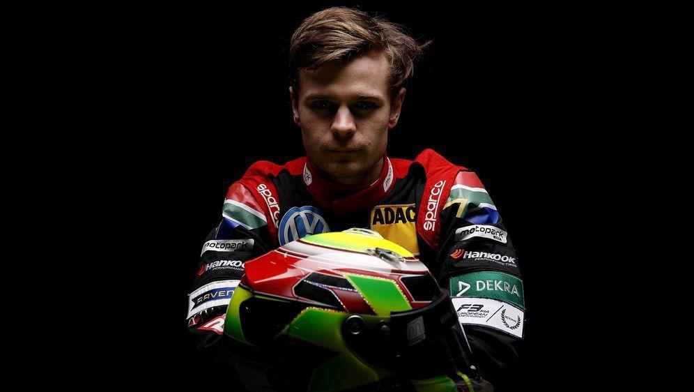 Jonathan Aberdein steht vor seiner ersten Saison in der DTM - Bildquelle: imago