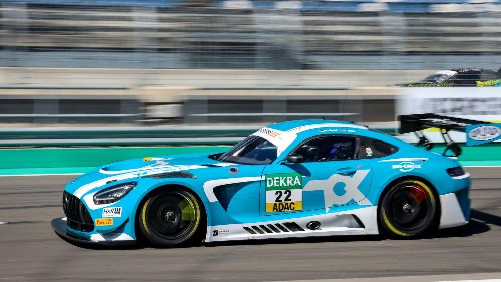 Sieg für Maro Engel und Luca Stolz - Bildquelle: ADAC MotorsportADAC MotorsportSIDGruppe C GmbH