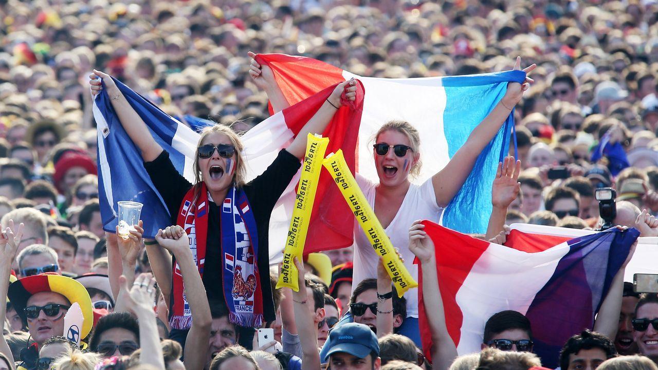 WM-Party zum Mitfeiern - Bildquelle: 2014 Getty Images