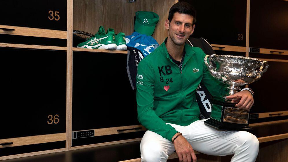 Djokovic ist zurück an der Spitze - Bildquelle: Imago