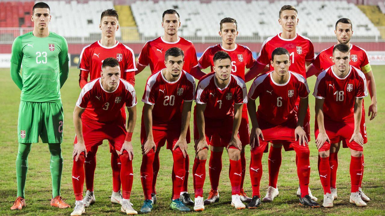 Serbien: Die Mannschaft - Bildquelle: imago/Action Plus