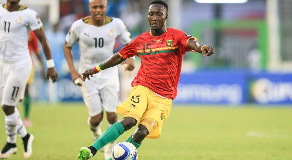 Zentraler Mittelfeldspieler: Naby Keita - Bildquelle: imago/Xinhua