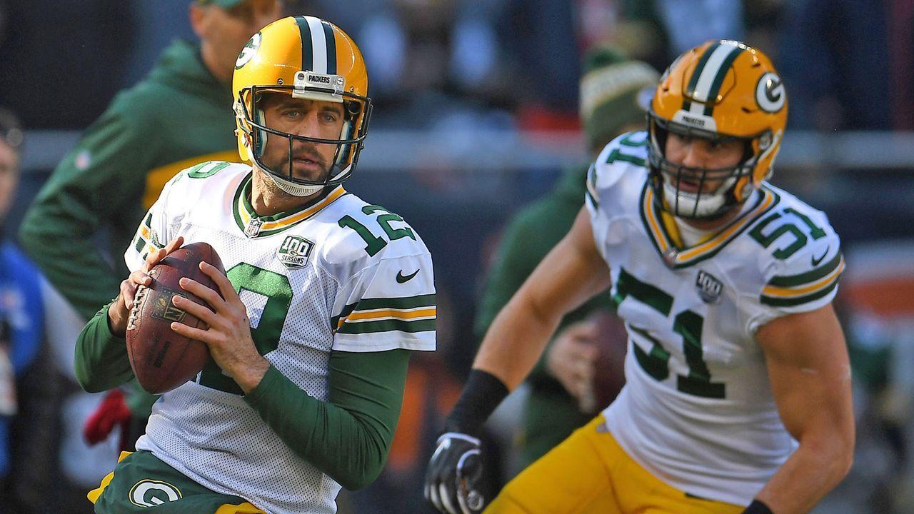 Green Bay Packers: 10 Picks - Bildquelle: 2018 Getty Images