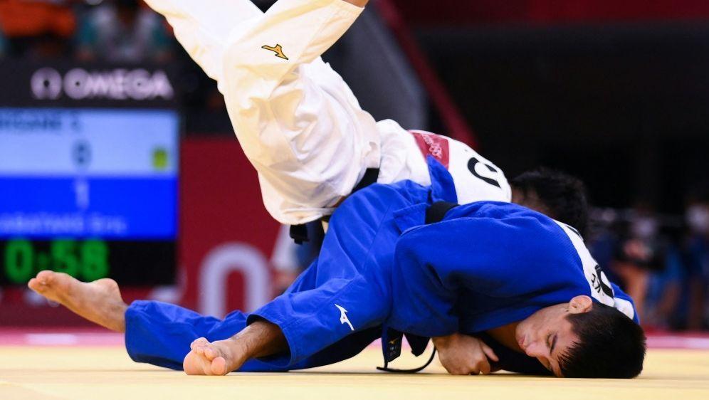 Judo: Skandal in Tokio - Bildquelle: AFPSIDFRANCK FIFE